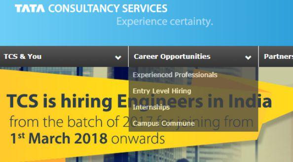 Tata Consultancy Services Nextstep TCS login - TCS Ultimatix