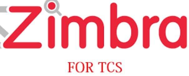 Zimbra TCS